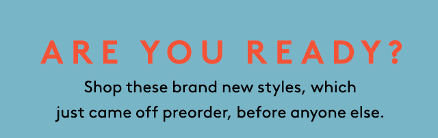 Be the first to shop.