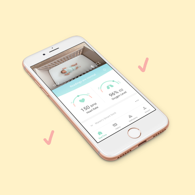 Owlet Baby Care app