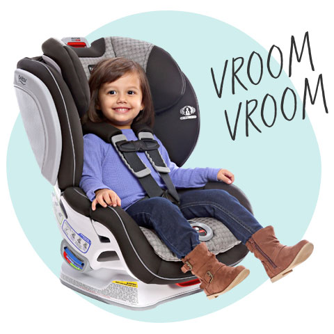 Drive away knowing your car seat is secure.