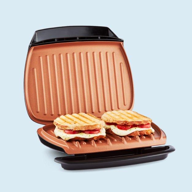 grill and panini press