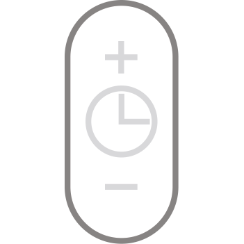 Built-in sleep timer