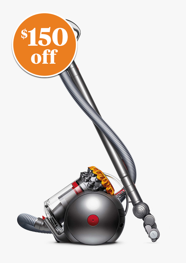 Dyson Big Ball Multi Floor Canister Vacuum - $150 Off