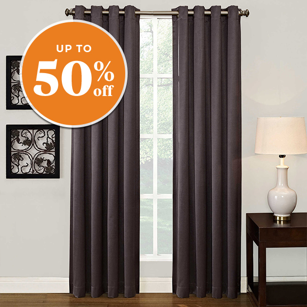 Window Curtain Clearance up to 50%