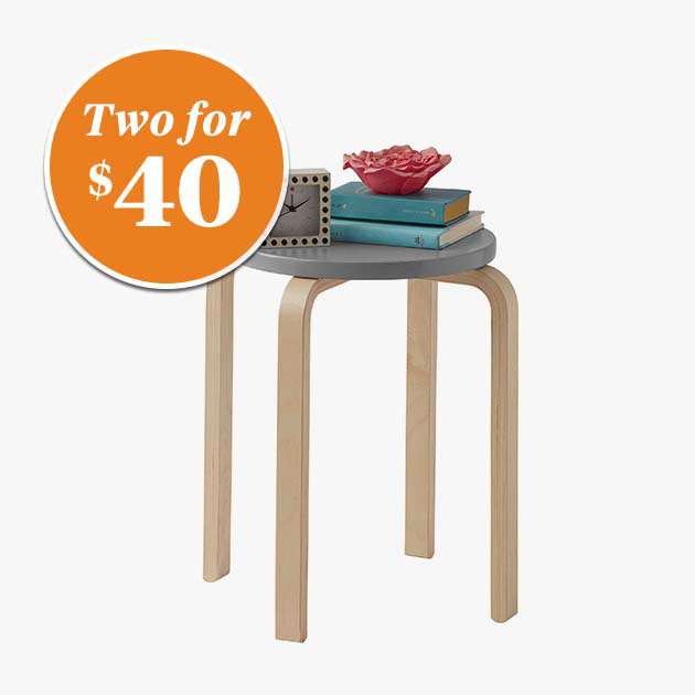 Bentwood Stools - 2 for $40