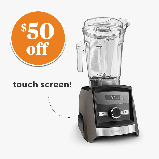 $50 off touch screen!