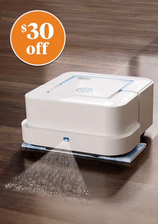 $30 off iRobot® Braava jet® 240 Robot Mop