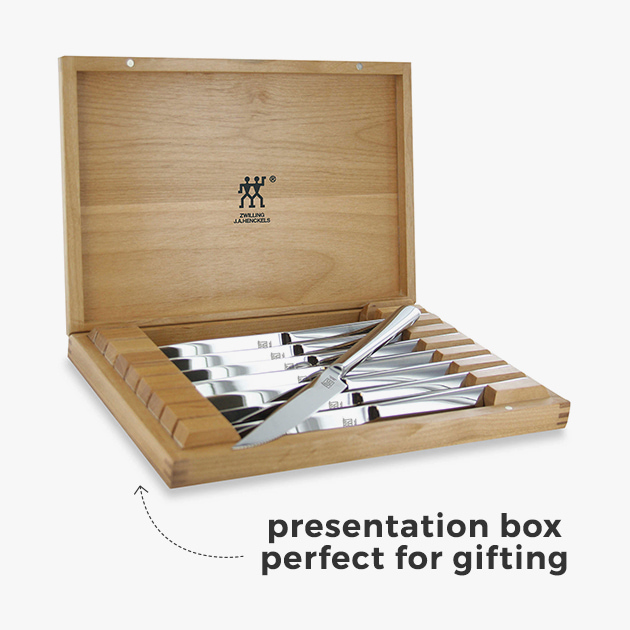 presentation box perfect for gifting