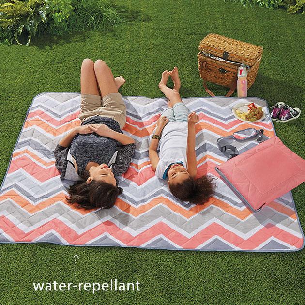 water-repellant