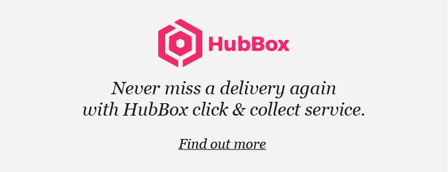 Never miss a delivery again with HubBox