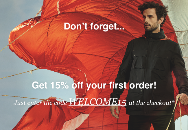 Don't forget, you can get 15% off your first order!  Use the code WELCOME15 at the checkout*