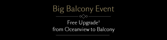 Big Balcony Event
