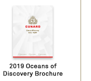 2019 Oceans of Discovery Brochure