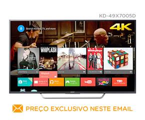 Smart TV 49 4K Sony