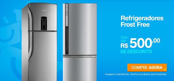 Refrigeradores Frost Free