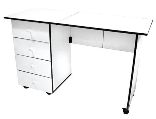 Double Wall Carton Portable Sewing Table.