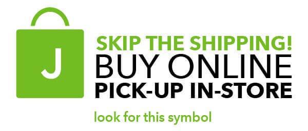 Skip the Line. Buy Online Pick-up In-store. Get Details.