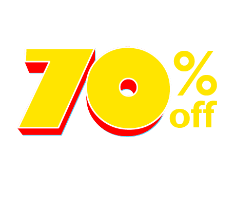 FINAL DAY! In-store and online (for pick-up in-store orders only). 70% off your total purchase of regular-priced entire stock canvas. Excludes super value canvas.
