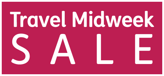 Travel Midweek Sale