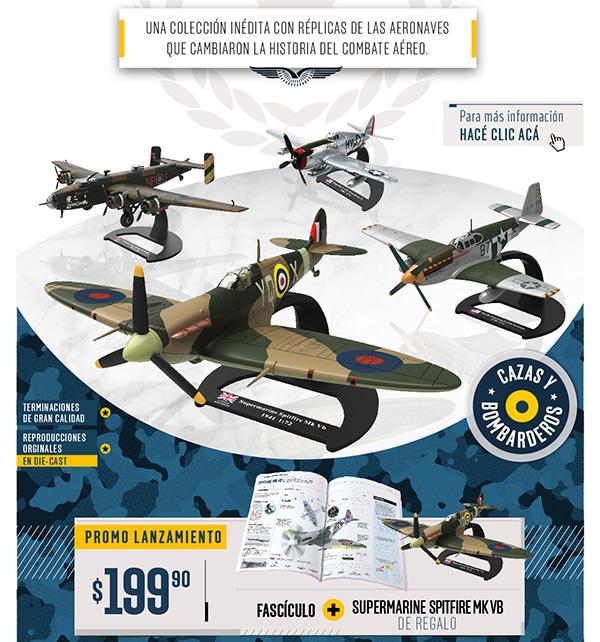 LA NACION - Aviones de la Segunda Guerra Mundial