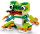 Build and Take Home a LEGO Frog Model