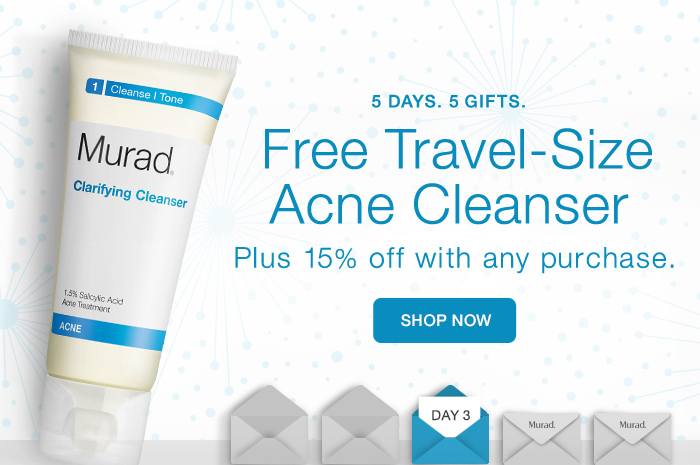 Free Acne Cleanser