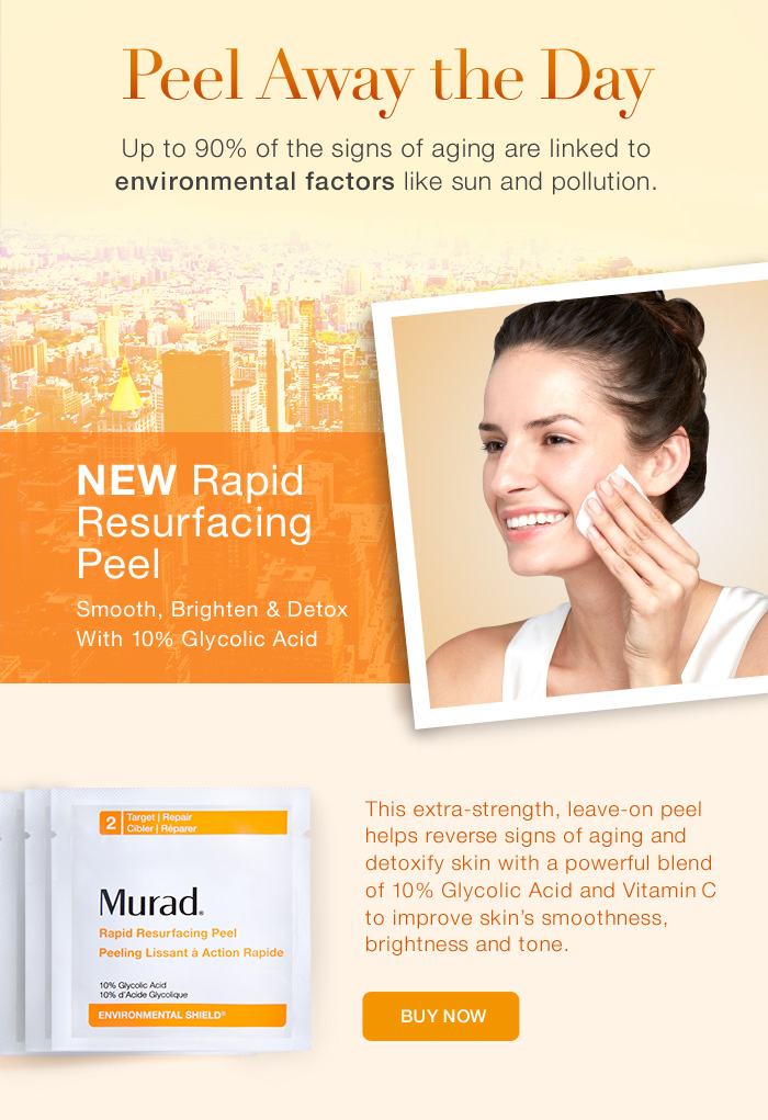 Rapid Resurfacing Peel
