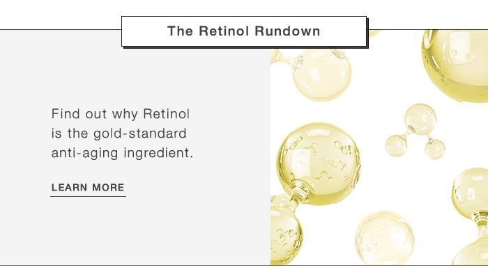 Retinol Rundown