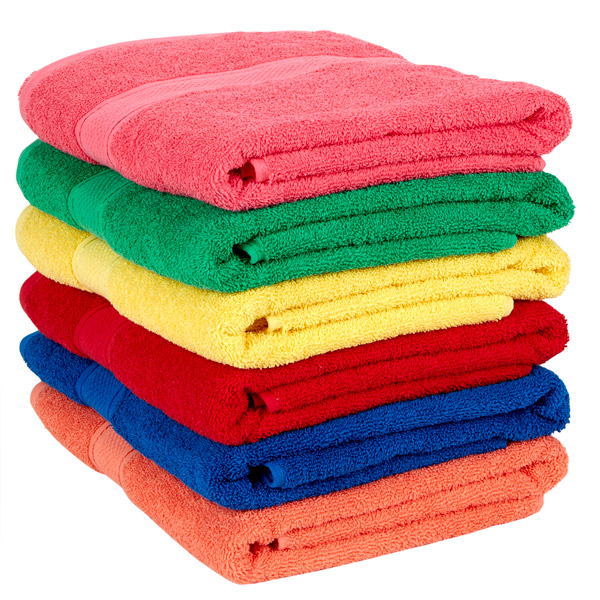 100% Eco Cotton Bath Towel