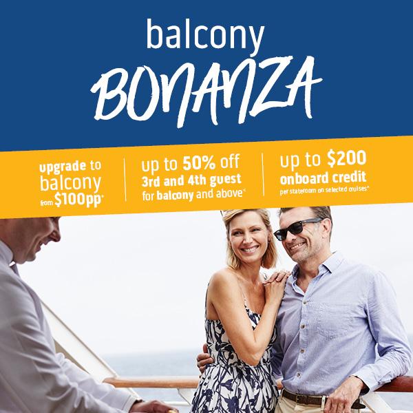 Balcony Bonanza