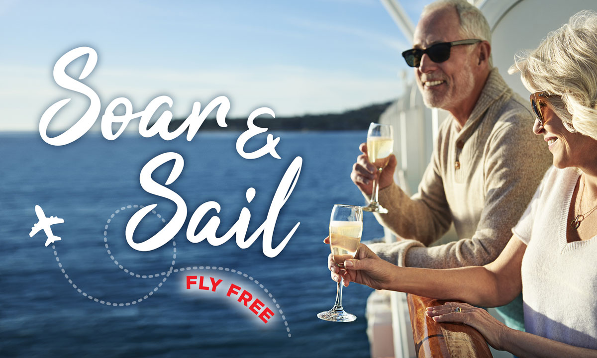 Soar & Sail Fly Free