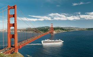 3-day pacific coastal cruises