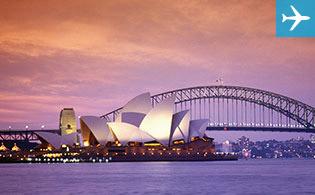 6- to 29-day Australia & New Zealand