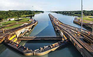 10- to 19- day Panama Canal