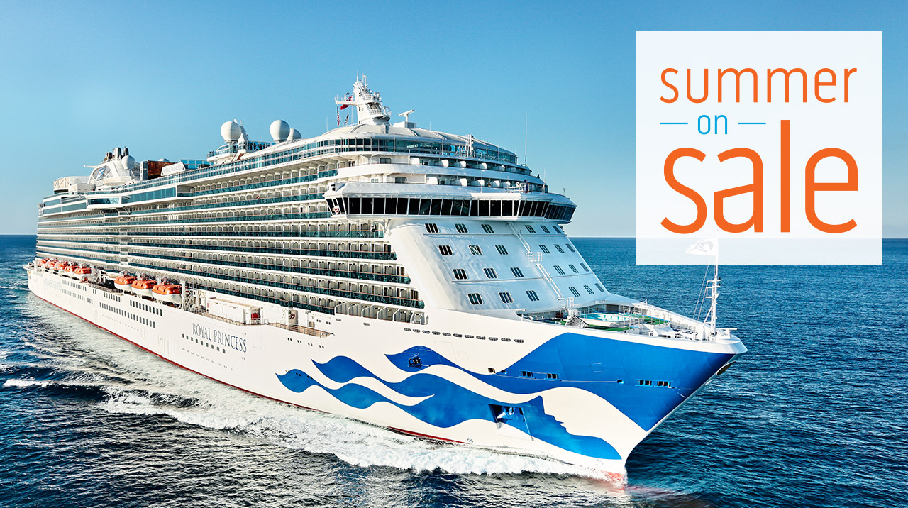 Princess Cruises SUMMER ON SALE