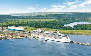 15-day Panama Canal – Ocean to Ocean