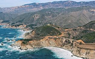 7-day Classic California Coast