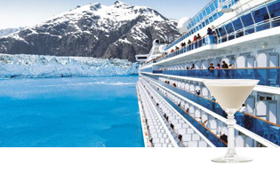 7-day Alaska Voyage of the Glaciers Cruises
