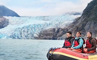 7-day Alaska Voyage of the Glaciers