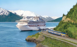 10-night Alaska Cruisetour