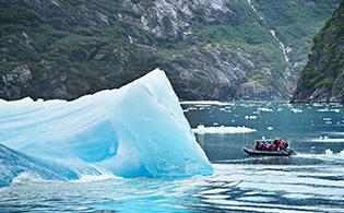 7-day Alaska Voyage of the Glaciers