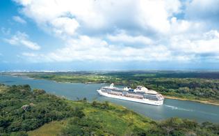 10-day Panama Canal