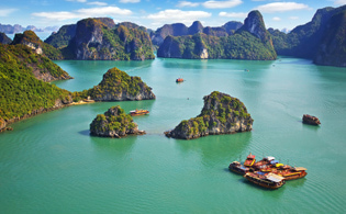 12-day Southeast Asia & Japan