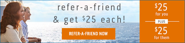 Refer-a-friend and get $25 each! Refer now - click here.