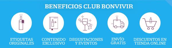 Beneficios Club BONVIVIR