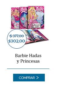 Barbie Hadas y Princesas