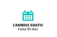 CAMBIO GRATIS HASTA 90 DÍAS