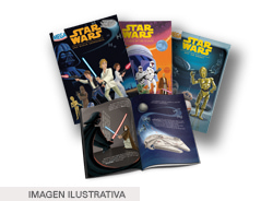 Mega cuentos Star wars