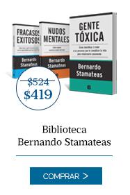 Biblioteca Bernardo Stamateas