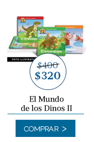 El Mundo de los Dinos II