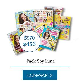 Pack Soy Luna